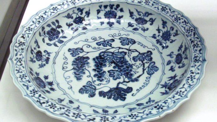 El secreto de la porcelana china estaba en occidente