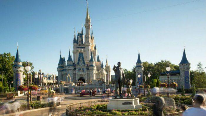 Disney abre su parque temático  en Florida