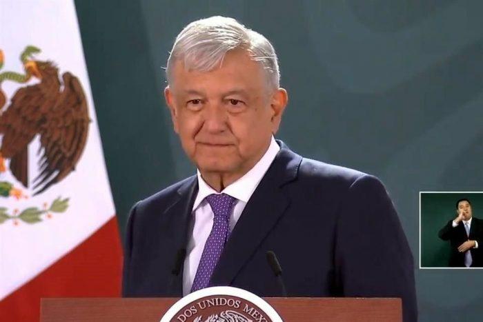 López Obrador descarta un gran plan de ayudas para contener el golpe a la economía
