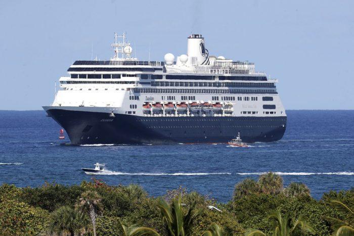 """A bordo del crucero del coronavirus: """"Era descorazonador que nuestro propio país no nos quisiera"""""""