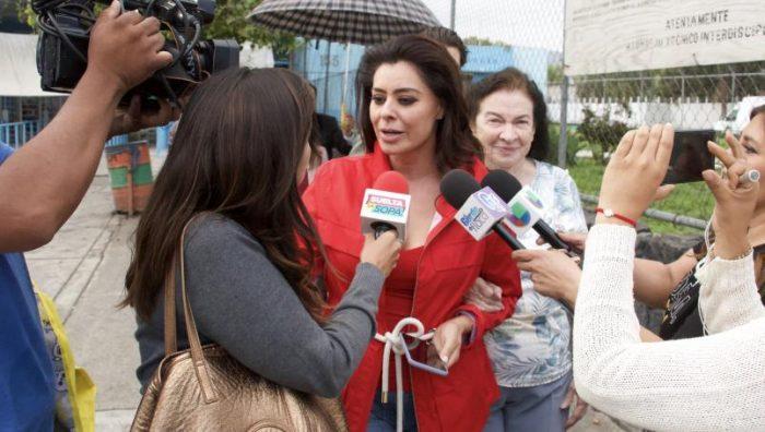 Yadhira Carrillo celebra posibilidad de preliberación de personas en reclusión por coronavirus