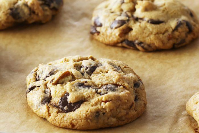 Deliciosas galletas de chispas de chocolate ¡¡#QuedateenCASA