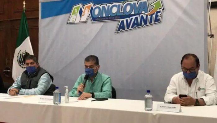 Anuncia gobernador uso obligatorio de cubrebocas en Coahuila ante emergencia sanitaria por covid-19
