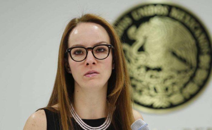 Iniciativa de AMLO sobre presupuesto atenta contra división de poderes: Gabriela Cuevas