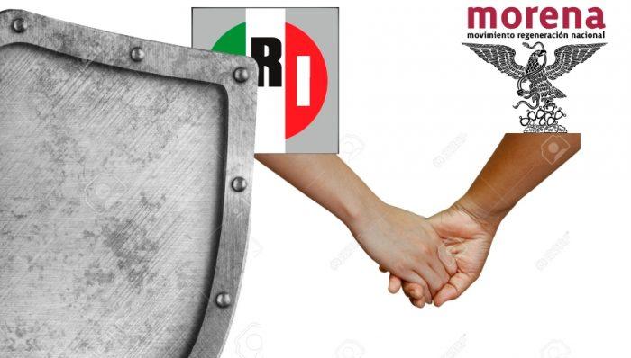 PRI aliado a Morena dará poder total a AMLO sobre presupuesto