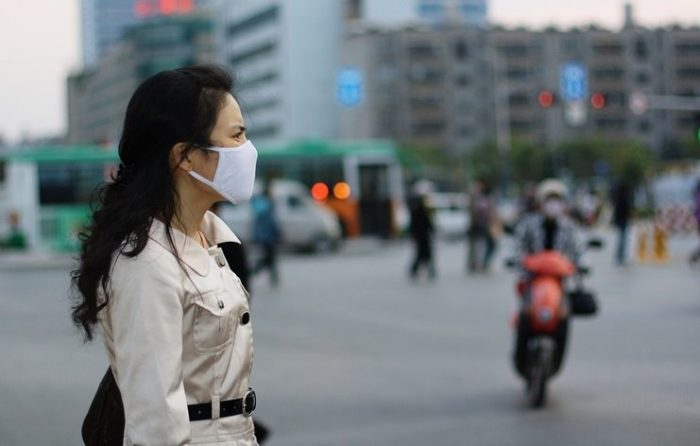 Detectan Covid-19 en partículas de contaminación del aire