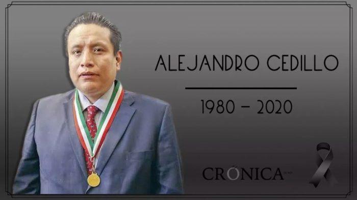 Muere el periodista Alejandro Cedillo por Covid-19