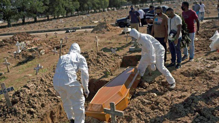 Sudamérica, el nuevo epicentro de la pandemia por COVID-19, alerta la OMS