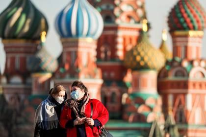 Rusia ya es el tercer país con más casos de coronavirus