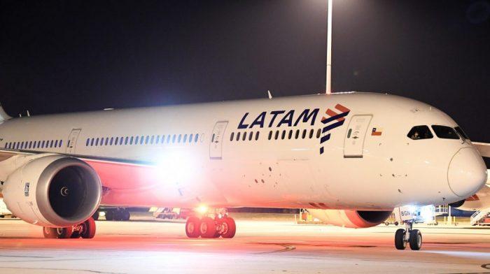 Latam, la principal aerolínea de América Latina, se declara en quiebra en EE.UU. por el coronavirus