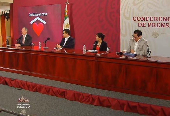 MÉXICO SUPERA POR PRIMERA VEZ LAS 500 MUERTES POR CORONAVIRUS EN UN DÍA