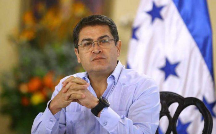 Relacionan al narcotráfico a presidente de Honduras, Juan Orlando Hernández