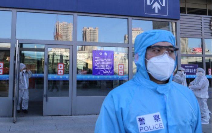 Ante nuevo brote de Covid19  ordenan medidas más estrictas en Jilin, China