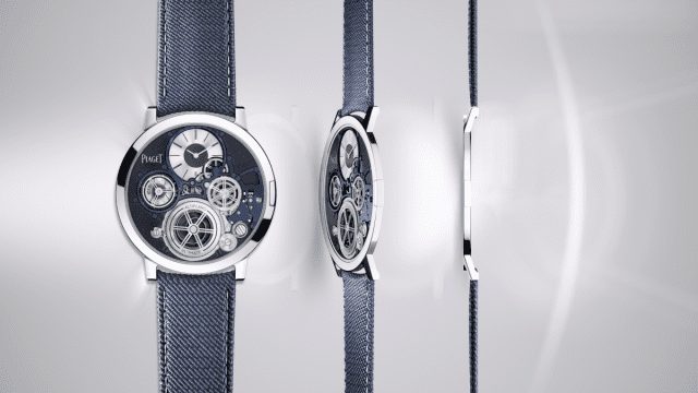 Relojes que retan tu capacidad de asombro