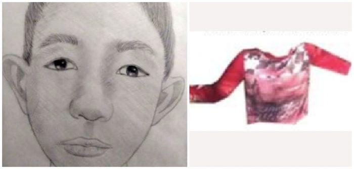 Identificaron como Félix Hernán al niño del suéter rojo, asesinado en el Estado de México