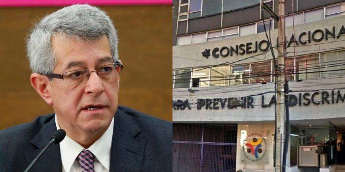 Renuncia Mauricio Merino a consejo consultivo de Conapred; se esperan más salidas