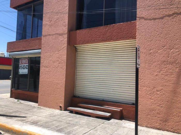 Cierra sus puertas Papelería Martínez