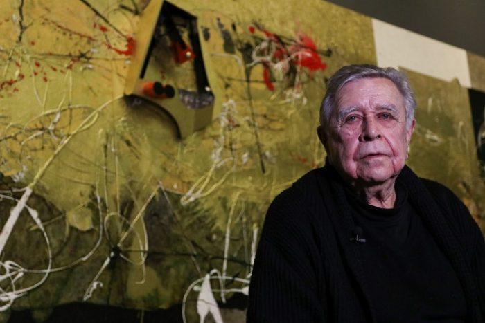 Fallece el pintor y escultor mexicano Manuel Felguérez