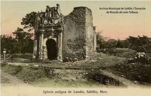DOMINGO DE LEYENDA: EL FANTASMA DE LA LANDIN