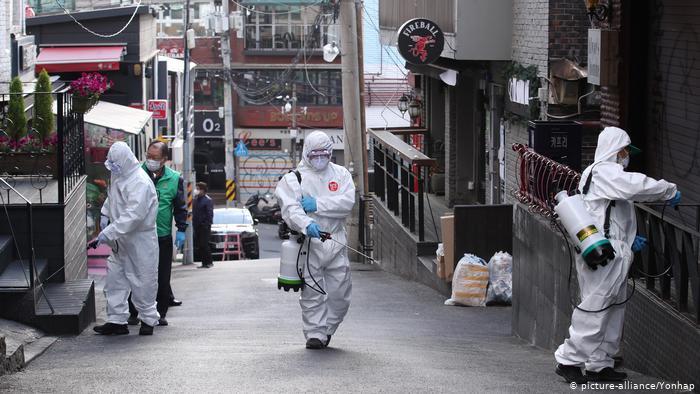 "Corea del Sur lucha contra ""segunda ola"" de Covid-19"