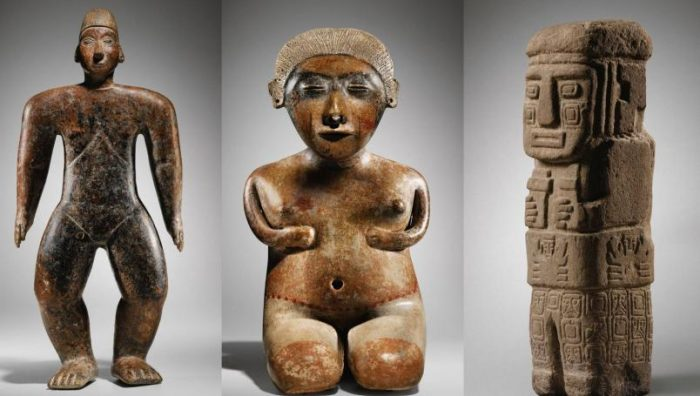 México pierde piezas prehispánicas en subasta; se venden en 33 mdp