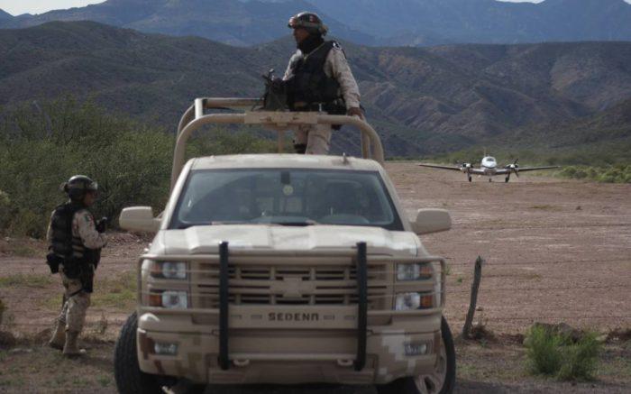 En el Valle de México operan 4 cárteles: Sedena