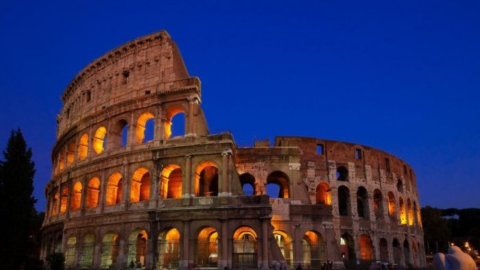 El Coliseo de Roma reabre sus puertas luego de 3 meses en aislamiento