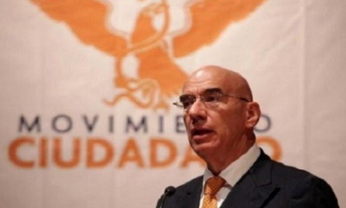 """Acusa Dante Delgado a AMLO de alentar una """"insurrección"""" contra Enrique Alfaro"""