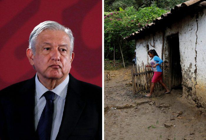 Prepara AMLO a mexicanos para la pobreza