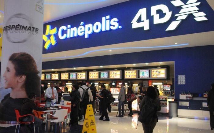 Cinépolis listo para abrir, estas son las medidas para asistira sus cines
