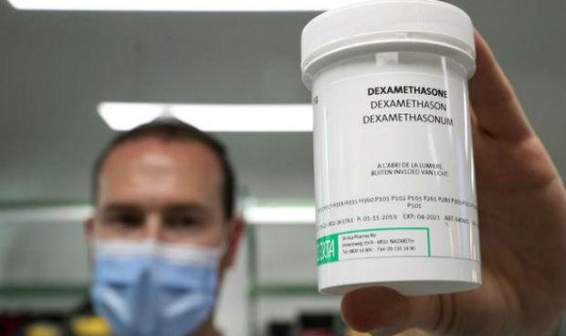 OMS pide aumentar la producción de dexametasona para pacientes graves de Covid-19