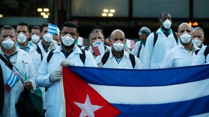 130 Millones para que Cubanos tomen temperatura