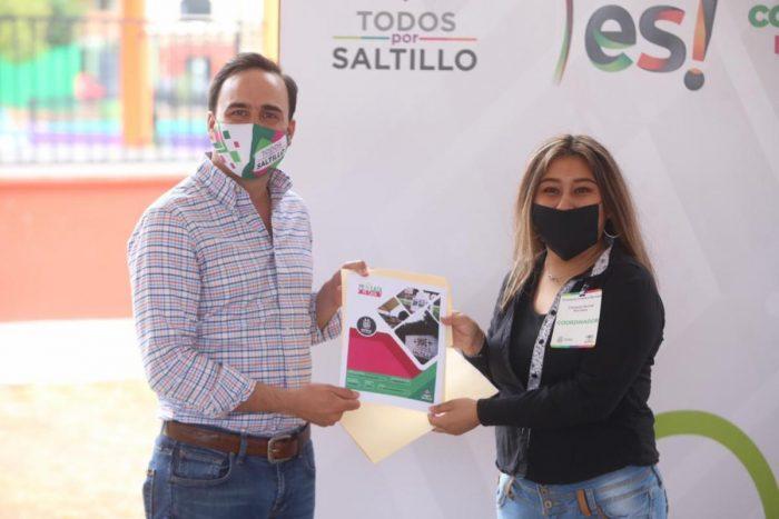 """Concluye con éxito primera etapa de """"Mi Plaza mi Casa"""" en Saltillo"""