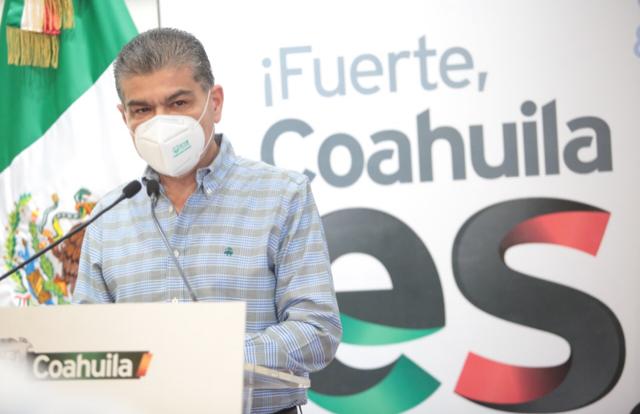 MARS FELICITA A LOS PADRES DE COAHUILA Y PIDE NO BAJAR LA GUARDIA ANTE EL COVID