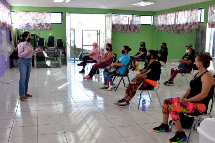Reactivan en Saltillo acciones del programa Mi Familia, Mi Comunidad