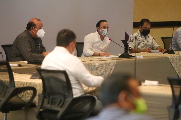 Subcomité Sureste  determina fortalecer plan de prevención