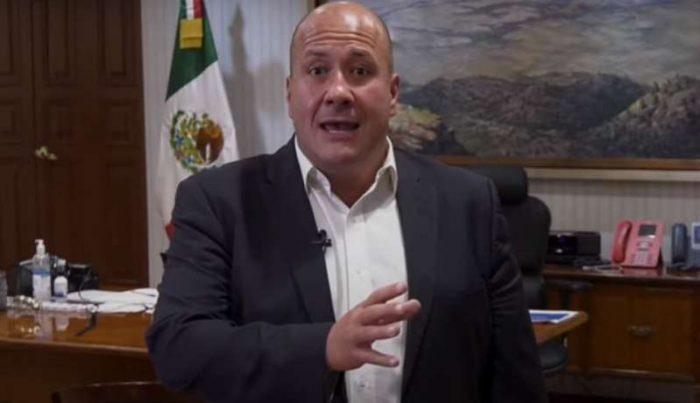 Advierte Alfaro sobre 'paro en seco' en Jalisco si sigue alza de casos COVID
