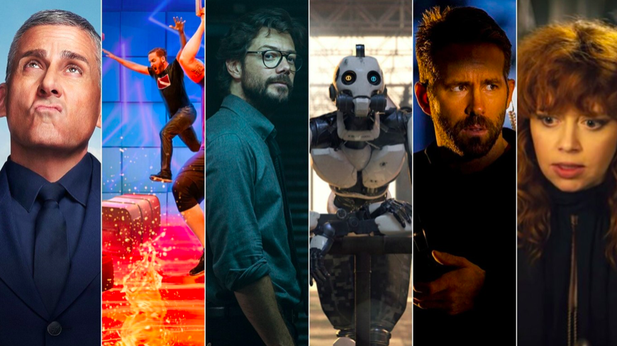 El secreto de la avalancha de Netflix: cómo es capaz de estrenar 79 series y películas al mes