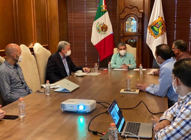 ENCABEZA MARS REUNIÓN DE EVALUACIÓN DEL PROYECTO DE MODERNIZACIÓN DEL REGISTRO PÚBLICO DE COAHUILA