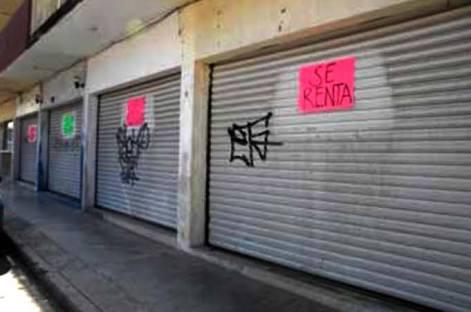 Cierre de negocios en México, más daño del que se aparenta
