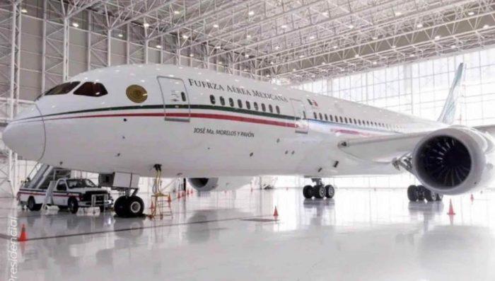 Se tiene una oferta de 120 mdd por el avión presidencial: Banobras