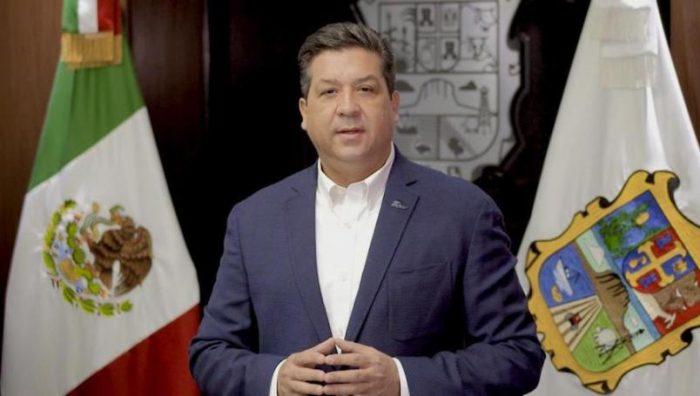 Da positivo a Covid-19 García Cabeza de Vaca, gobernador de Tamaulipas