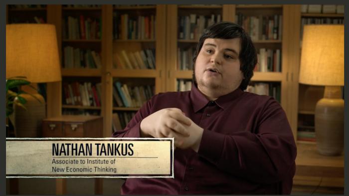 Él es el estudiante de 28 años y sin título que se volvió una lectura obligada sobre economía