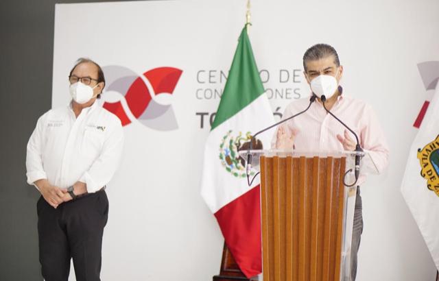 PIDE MARS A COAHUILENSES DONADORES DE PLASMA PARA SALVAR VIDAS POR COVID-19
