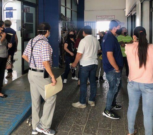 Entorpece Gobierno federal tramite para Pasaporte