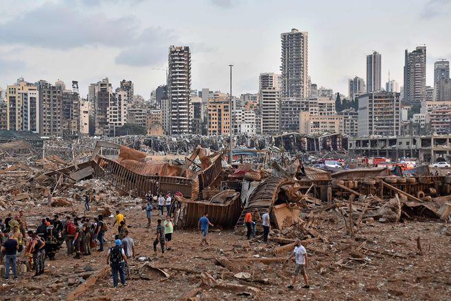Dona México 2.2 mdp al Líbano por explosión en Beirut