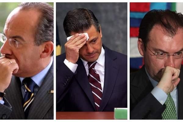 Revelan denuncia presentada por Emilio Lozoya; va contra EPN, Calderón, Anaya, Meade y Salinas