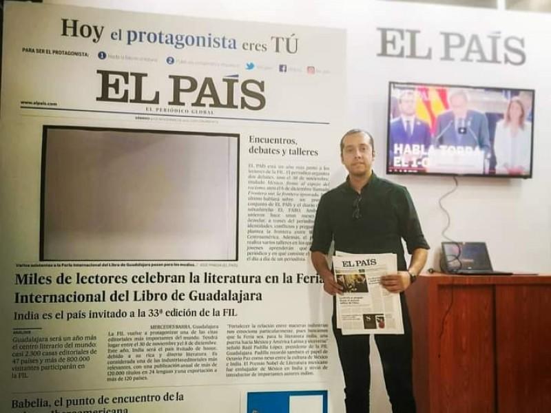 Asesinan al periodista y docente Eduardo Ochoa en Uruapan, Michoacán