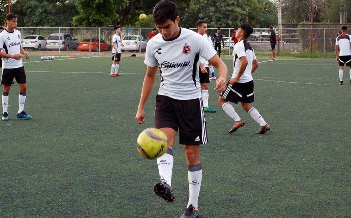 Matan a tiros a Luis Carlos Cano Martínez, futbolista de los Xolos de Hermosillo