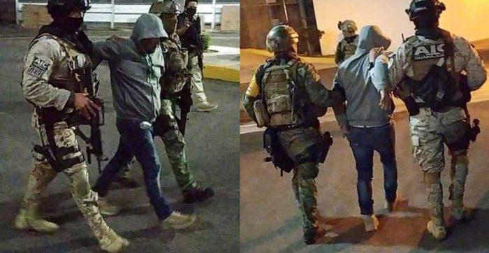 """Liberan a empresaria secuestrada en operativo para detener a """"El Marro"""""""